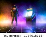 Cyberpunk Biker Watch An 80s...
