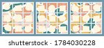 abstract vector hand drawn mo... | Shutterstock .eps vector #1784030228