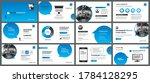 presentation and slide layout... | Shutterstock .eps vector #1784128295