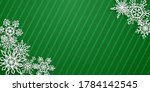 christmas background with...   Shutterstock .eps vector #1784142545