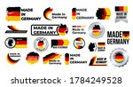 Made In Germany. Big Set Of...