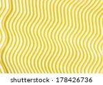 yellow closeup butter surface... | Shutterstock . vector #178426736