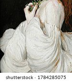 Medieval Angel. Lovely Girl...