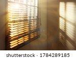 Sun Shining Through Window...