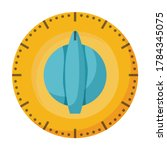 kitchen timer vector cartoon...   Shutterstock .eps vector #1784345075