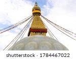 Bouddhanath Stupa  Bouddha...