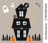 Cute Haunted With Cat  Ghosts ...