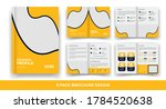 creative 8 page business... | Shutterstock .eps vector #1784520638
