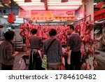 North Point  Hong Kong   March...