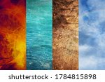 Four Elements Of Nature ...