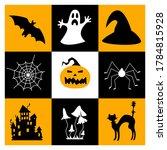 Halloween Symbols Collection....
