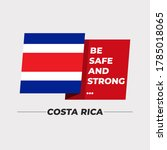 Flag Of Costa Rica   National...