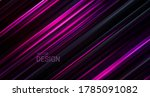 black and purple layered...   Shutterstock .eps vector #1785091082