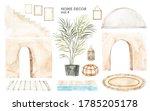 Watercolor Design Elements Of...
