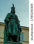 Statue Of Charles V In Prague ...