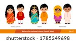 bangladesh  india  pakistan....   Shutterstock .eps vector #1785249698