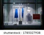 milan  italy  july 2020  front... | Shutterstock . vector #1785327938