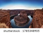 Horseshoe Bend Canyon Arizona...