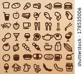 foods symbol