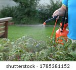 A Garden Water Sprayer. Spray...