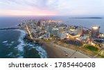 Sunset In Punta Del Este  ...