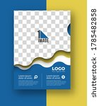 business flyer with space of... | Shutterstock .eps vector #1785482858