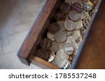 Bullion Gold Coins In A Drawer...