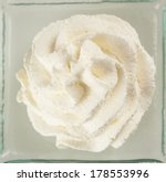 Close Up Of Whipped Cream On...
