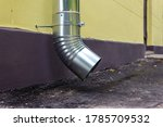 Aluminum Gutter Box Water...