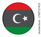 flag of  libya vector...   Shutterstock .eps vector #1785727415