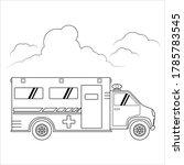 illustration vector design of... | Shutterstock .eps vector #1785783545