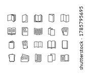 brochure  booklet  flyer ...   Shutterstock .eps vector #1785795695