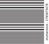 black and white horizontal... | Shutterstock .eps vector #1785875678