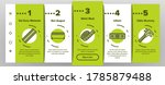 ruler measuring tool onboarding ... | Shutterstock .eps vector #1785879488