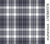 Plaid Pattern. Herringbone Grey ...