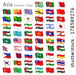 Vector Collection Of All Asian...