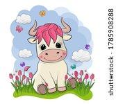 clip art made in vector style.... | Shutterstock .eps vector #1785908288