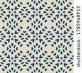 vector geometric seamless... | Shutterstock .eps vector #1785968915
