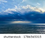 Baltic Sea In A Thunderstorm ...
