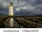 Disused Southerness Lighthouse...