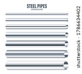 Steel Pipes Collection....