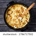 Classic Cauliflower Cheese  ...
