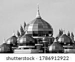 Muslim Mosque   Dome   In...