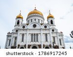 North Facade Of Cathedral Of...