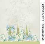 Digital Print Design For Panel