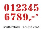 grunge rubber stamp   imprint... | Shutterstock .eps vector #1787119265