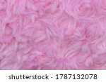 Pink Luxury Wool Natural Fluff...