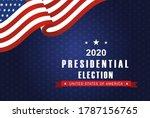 vector background for us... | Shutterstock .eps vector #1787156765
