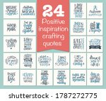 hand drawn typography poster...   Shutterstock .eps vector #1787272775