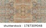 colorful digital wall tiles... | Shutterstock . vector #1787309048